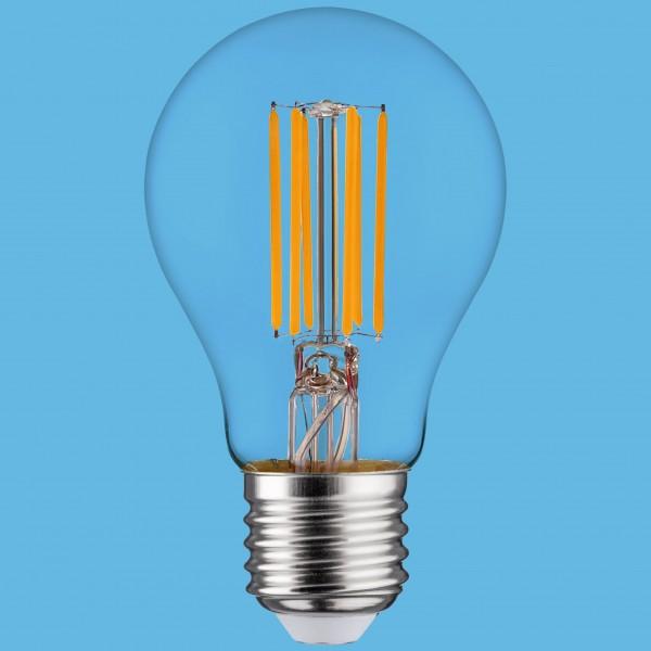 Synergy 21 LED Retrofit E27 A60 Bulb klar 8,5W ww dimmbar