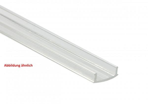 Synergy 21 LED U-Profil zub ALU023 PMMA clear diffusor
