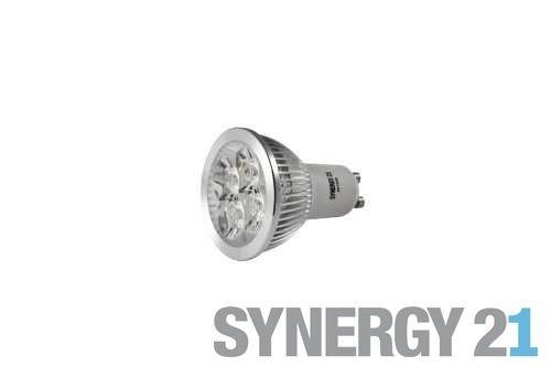 Synergy 21 LED Retrofit GU10 4x1W blau