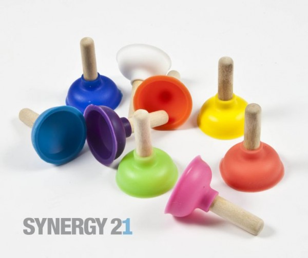 Synergy 21 Pömpel *orange*