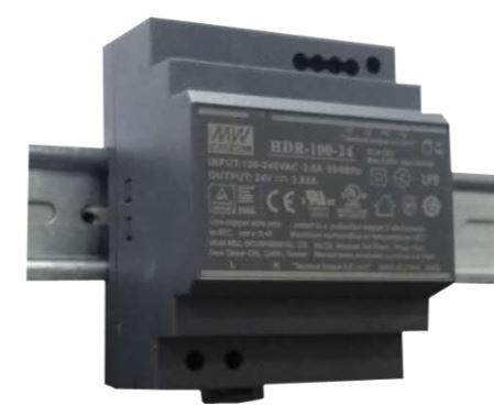 Mean Well Netzteil - 12V 100W Hutschiene