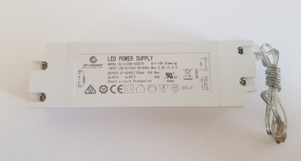 Synergy 21 LED light panel R400 zub Netzteil 0-10V Dimm