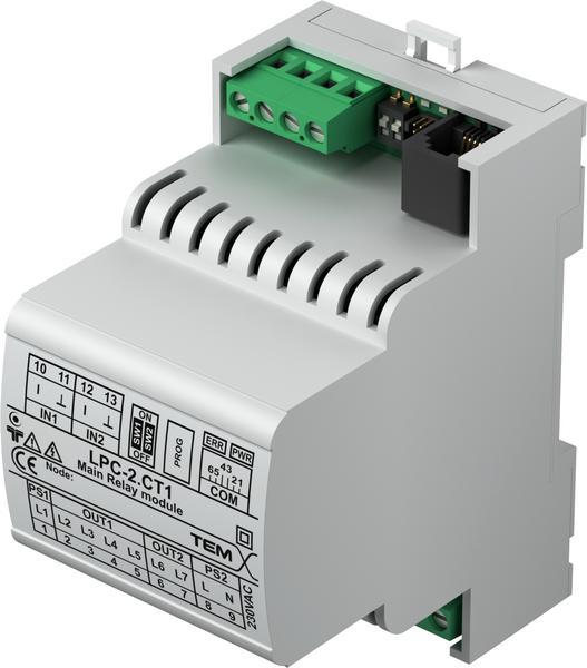 TEM Serie Modul Elektronik Relaiseinheit für Kartenschalter HOTEL