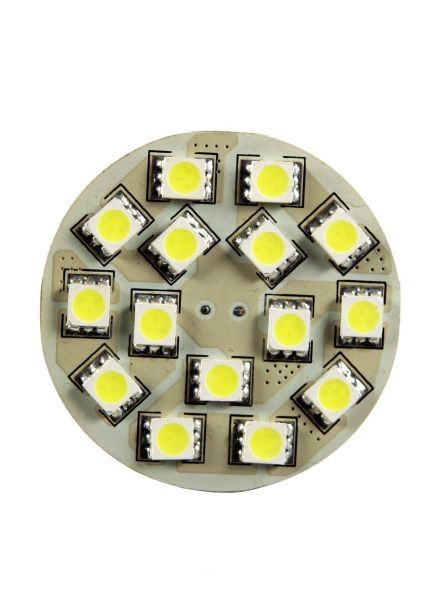 Synergy 21 LED Retrofit G4 15x SMD ww, Pins hinten