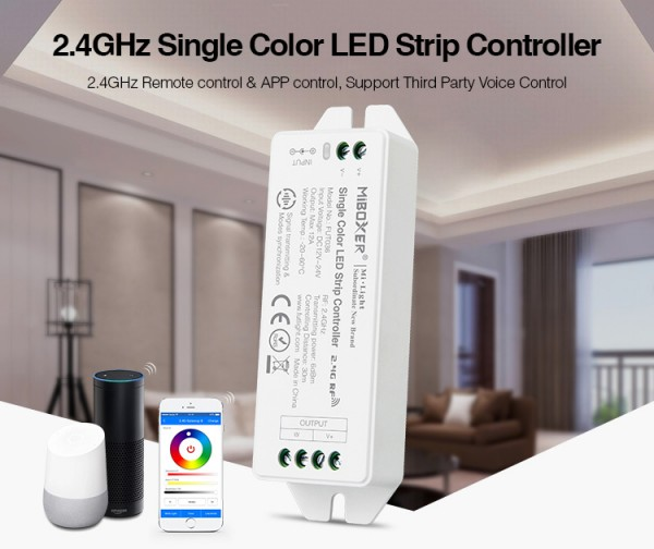 Synergy 21 LED Controller single color DC12/24V *Milight/Miboxer*