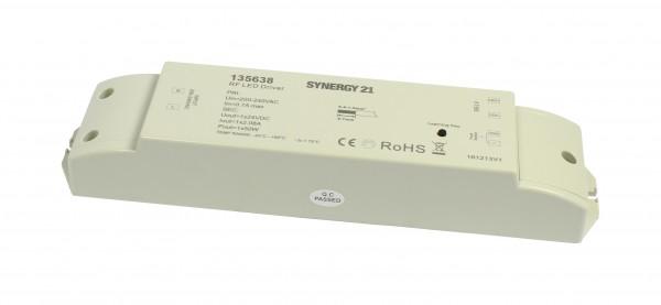 Synergy 21 LED Controller EOS 05 1-Kanal single color Controller+Netzteil CV - 24V/50W