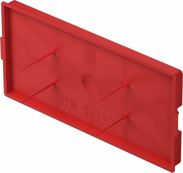 TEM Serie Unterputz Dosen BOX COVER PROTECTIVEPM4 20/1