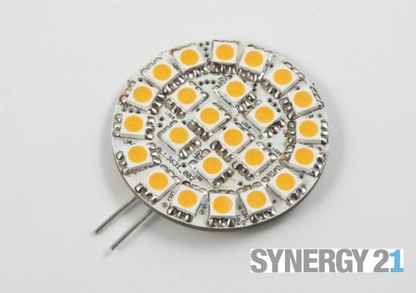 Synergy 21 LED Retrofit G4 24x SMD 5050 nw