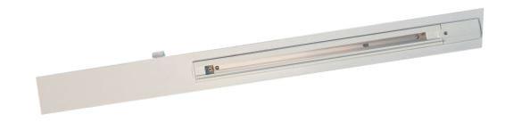 Synergy 21 LED RailLine LED trunk system zub. V2 Abdeckung 3-Phasen Stromschiene