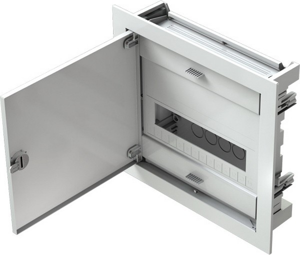 TEM Serie Modul Verteilerkasten DISTRIBUTION BOX MO12+2