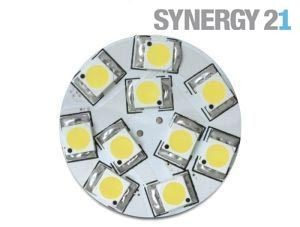 Synergy 21 LED Retrofit G4 10x SMD kw, Pins hinten
