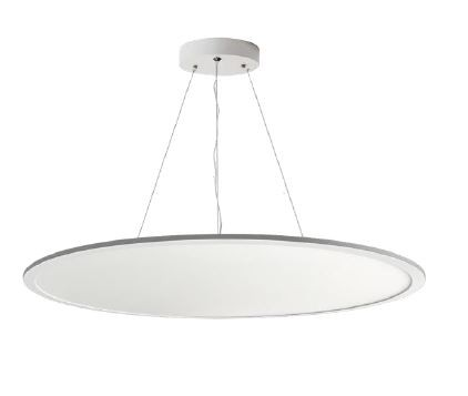 Synergy 21 LED light panel R1000 neutralweiß rund