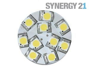 Synergy 21 LED Retrofit G4 10x SMD ww, Pins hinten