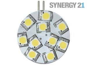 Synergy 21 LED Retrofit G4 10x SMD rot