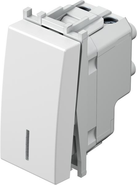 TEM Serie Modul Schalter SWITCH 2POLE16AX 250V~ 1M PW I