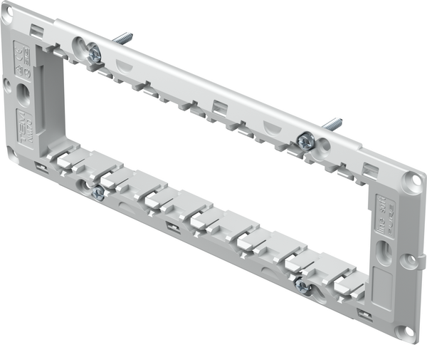 TEM Serie Modul Montageträger MOUNTING FRAME WITH SCREWS7M