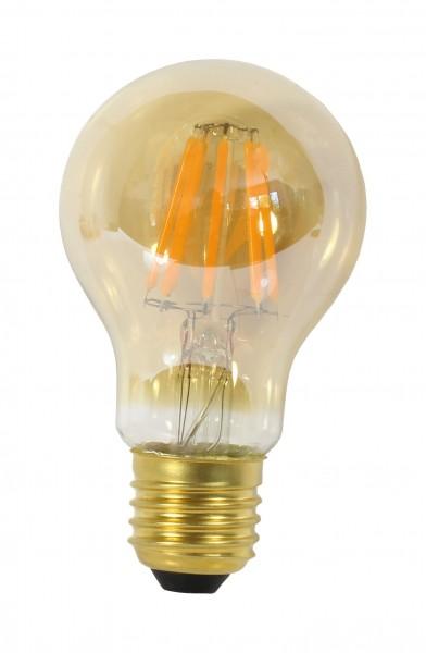 Synergy 21 LED Retrofit E27 A60 bulb 8W ww gold dimmbar