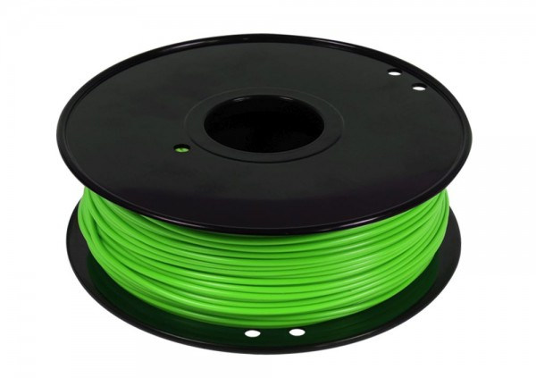 Synergy 21 3D Filament PLA /translucence/ 1.75MM/ translucence Grass grün