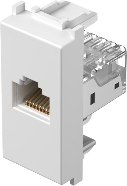 TEM Serie Modul Steckdosen SOCKET CAT5e KSRJ45 8/8 1M PW