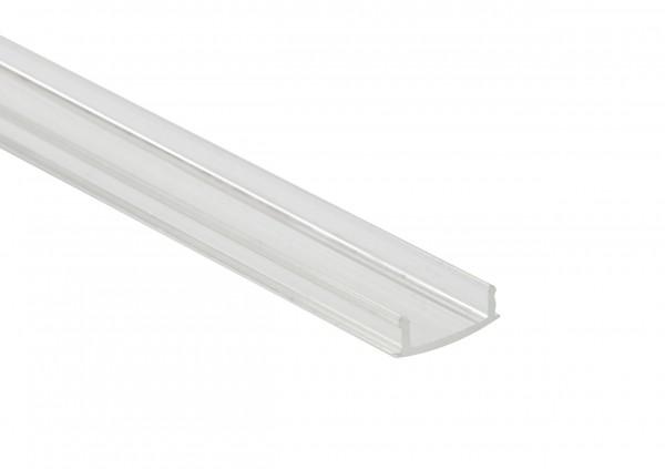 Synergy 21 LED U-Profil zub ALU001-RL PMMA clear diffusor
