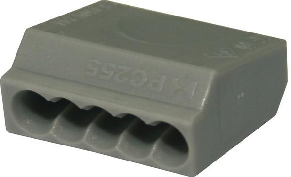 TEM Serie Dosenklemme CONNECTOR PLUG-INPA 2.5mm2 5P