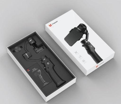 Synergy 21 Gimbal - Video und Photostabilisator für Smartphones