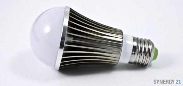 Synergy 21 LED Retrofit E27 Bulb 5*1W neutralweiß