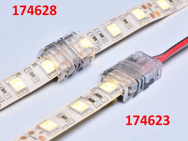 Synergy 21 LED FLEX Strip zub. Easy Connect Strip to Wire 10mm IP65/54