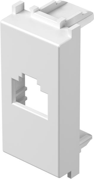 TEM Serie Modul Steckdosen ADAPTER KS1M PW