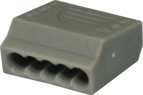 TEM Serie Dosenklemme CONNECTOR PLUG-INPA 1.5mm2 5P
