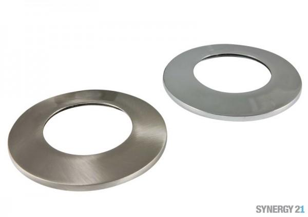Synergy 21 LED Deckeneinbauspot Prometheus mini-max fire Steel Ring