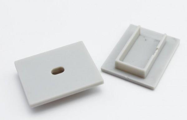 Synergy 21 LED U-Profil zub ALU034 Endkappe