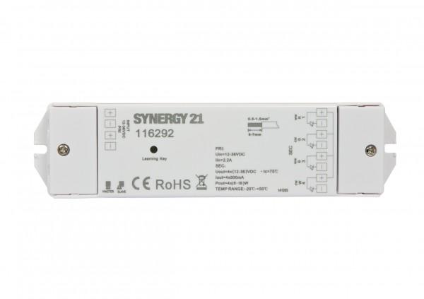 Synergy 21 LED Controller EOS 05 4-Kanal Controller + CC500