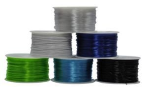 Synergy 21 3D Filament PC /solid / 3MM/ schwarz