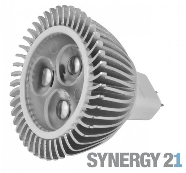 Synergy 21 LED Retrofit GX5,3 3x1W IR SECURITY LINE Infrarot mit 850nm