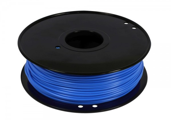 Synergy 21 3D Filament PLA /translucence/ 3MM/ translucence blau