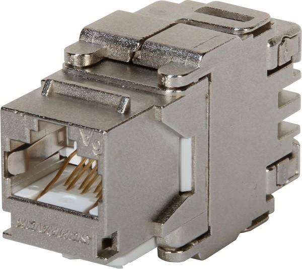 TEM Serie Modul Kommunikation CONNECTOR KS CAT6a SCHRACKRJ45