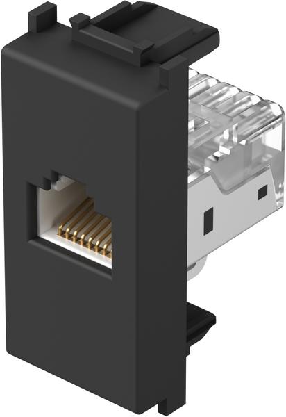 TEM Serie Modul Steckdosen SOCKET CAT5e KSRJ45 8/8 1M SB