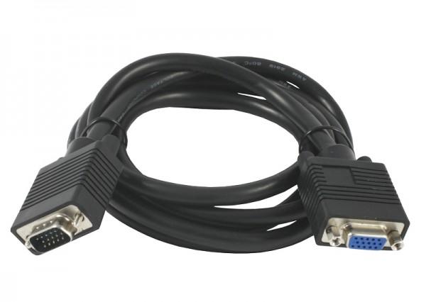 Kabel Video VGA, ST/BU, 3m 3+7, Full HD 1920*1080@60hz, Synergy21,
