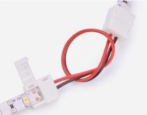Synergy 21 LED Flex Strip zub. IP62 Connector single color 8mm