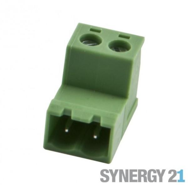 Synergy 21 LED zub Schraubklemme Phoenix Stecker 2 M