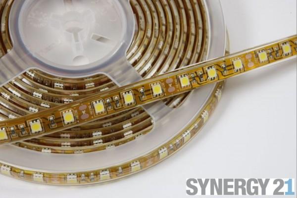 Synergy 21 LED Flex Strip kaltweiß DC24V 72W IP68