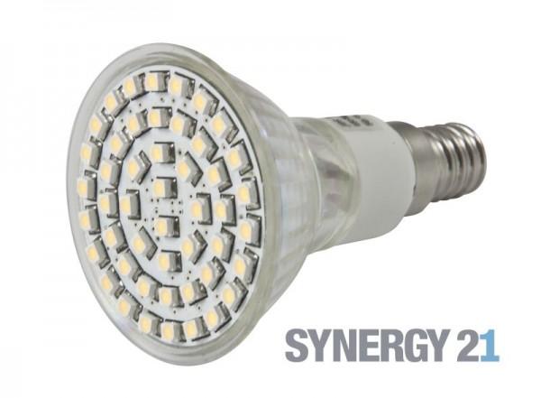 Synergy 21 LED Retrofit E14 Spot SMD 48 LEDs cw