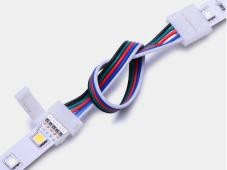 Synergy 21 LED Flex Strip zub. IP20 Connector RGB-W 12mm