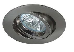 Synergy 21 LED Retrofit GU10 / GX5, 3 Deckeneinbausatz D07-silber