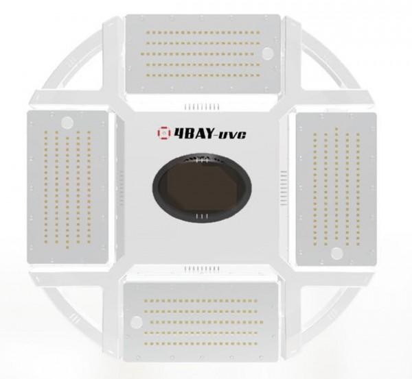 Synergy 21 LED 4BAY Purification Light 200Watt UVC