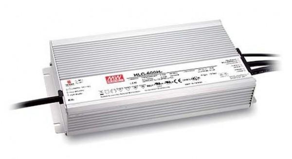 Mean Well Netzteil - 24V 600W IP65