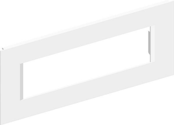 TEM Serie Modul Brüstungskanal COVER PLATE MA92 7M PW