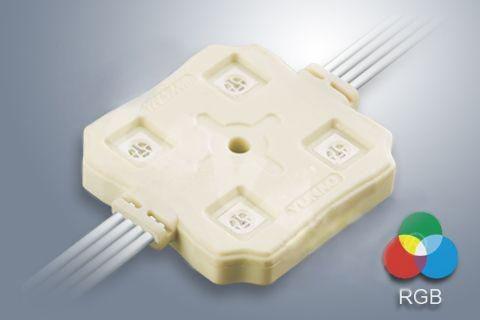 Synergy 21 LED Flex Modul quadratisch RGB V2