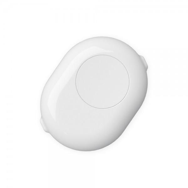 Shelly 1/1PM Button white